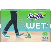 Swiffer Sweeper Wet Mopping Pad, Multi Surface Refills, Open Window Fresh Scent