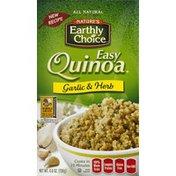 Nature's Earthly Choice Easy Quinoa Garlic & Herb