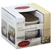 Candle Warmers Etc Fragrance Warmer, 2-in-1, Sandstone