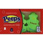 PEEPS Just Born Peeps Xmas Trees