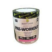 Bodylogix Natural Pre-Workout Supplement