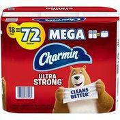 Charmin Ultra Strong Toilet Paper, Mega Roll