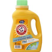 Arm & Hammer Detergent, 2X Ultra, Skin-Friendly Fresh Scent