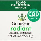 Goodgoo Skin Salve, Ageless, Radiant