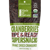 Made in Nature Cranberries, Ripe & Ready