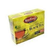 Key Food Black Tea