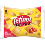 Totino's Triple Pepperoni Pizzs