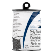 Helping Hand Poly Twine With Cutting Blade