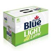 Labatt Premium Light Beer, Blue Light Lime