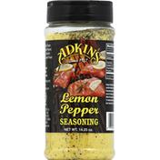 Adkins Seasoning Seasoning, Lemon Pepper