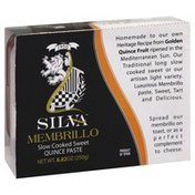 Silva Membrillo, Quince Paste, Slow Cooked Sweet, Box