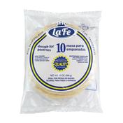 La Fe Dough for Pastries, Masa Para Empanadas