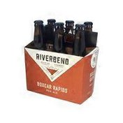 Riberbend Brewing Boxcar Rapids Red Ale