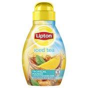 Lipton Liquid Iced Tea Mix Tropical Mango