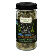Frontier Co-op Chive Rings Chopped