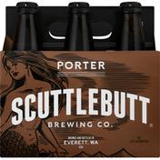 Scuttlebutt Brewing Beer, Porter