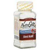 Nutra Salt Sea Salt, Low Sodium