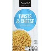 Essential Everyday Cheddar Cheese Twist Macaroni