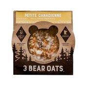 3 Bear Oats Petite Canadienne