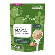 Navitas Organics Maca, Organic, Gelatinized
