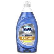 Dawn Dishwashing Liquid Dish Soap, Lemon Burst Scent