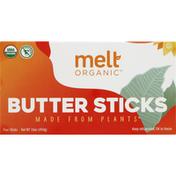 Melt Organic Plant-Based Butter Sticks