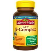 Nature Made Super B-Complex Tablets
