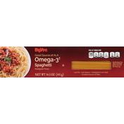 Hy-Vee Spaghetti, Omega-3