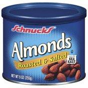 Schnucks Roasted & Salted Almonds