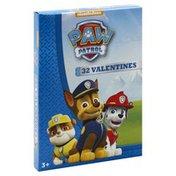 Nickelodeon Valentines, Paw Patrol