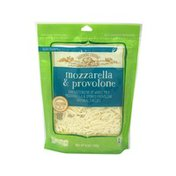 Roundy's Mozzarella & Provolone Shredded Natural Blend