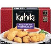 Kahiki Tempura Chicken With Sweet & Sour Sauce Frozen Entree