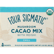 Four Sigmatic Mushroom Cacao Mix, Chill