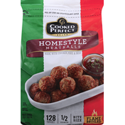 Cooked Perfect Homestyle Bite Size Meatballs