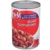Big Y Diced Tomatoes