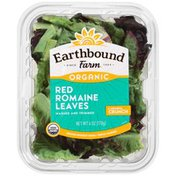 Earthbound Farms Organic Red Romaine Leaves