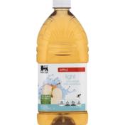 Food Lion Juice Cocktail, Apple, Light, Bottle