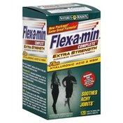 Flex-A-Min Glucosamine Chondroitin Formula, Extra Strength, Coated Tablets