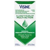 Visine Allergy Eye Relief Multi-Action