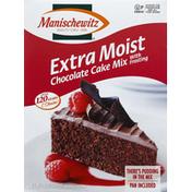 Manischewitz Cake Mix, Chocolate, Extra Moist, with Frosting