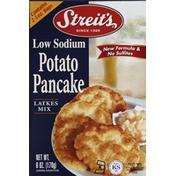 Streit's Latkes Mix, Low Sodium, Potato Pancake