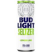 Bud Light Hard Seltzer Lemon Lime, Can