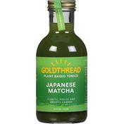 Goldthread Tonics, Japanese Matcha