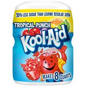 Kool-Aid Sugar-Sweetened Summer Blast Tropical Punch Artificially Flavored Powdered Soft Drink Mix