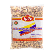 La Fe  Fríjol Gargamanto Blanco, White Beans
