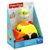 Fisher-Price Toy, Bulldozer, 6M+