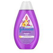 Johnson & Johnson Strengthening Tear-Free Kids' Shampoo