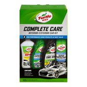 Turtle Wax Turtle Wax Complete Care Interior/Exterior Car Kit