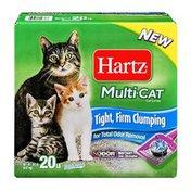 Hartz Multi-Cat Cat Litter Fresh Scent 20 LB