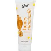 Etos Body Scrub, Honey Chamomile